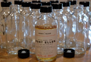 Boston Round sample bottles
