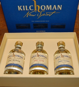 Kilchoman connoisseurs Pack