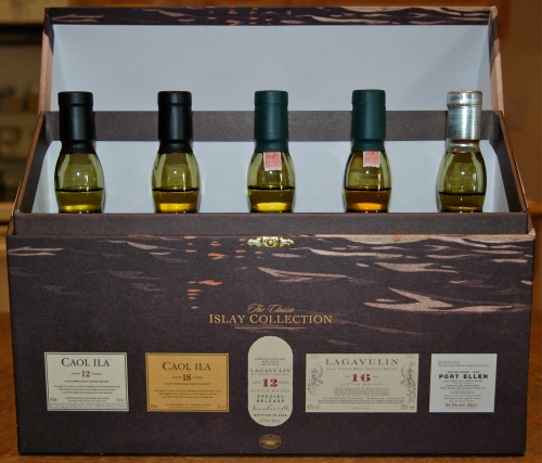 2006 Classic Islay Collection
