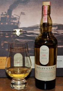 Lagavulin 12 Natural Cask Strength 2007