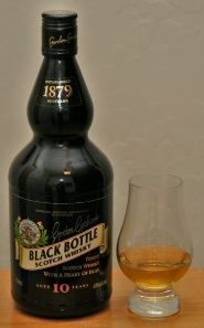 Black Bottle 10 Year