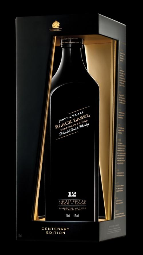 JW Black Centenary 2009